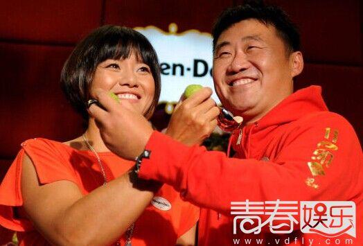 李娜与老公姜山