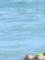 伊莲娜布拉特被曝有染 伊莲娜水中爱爱激情四射