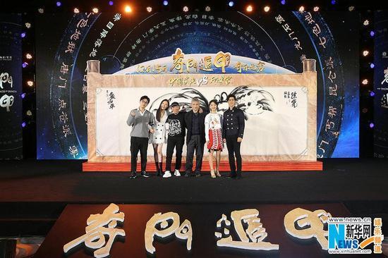 """超���容: 大�i、倪妮、李治廷、周冬雨爆料角色�P�I�~ 哭�V�影片段""""�h�p""""幕后�K��"""