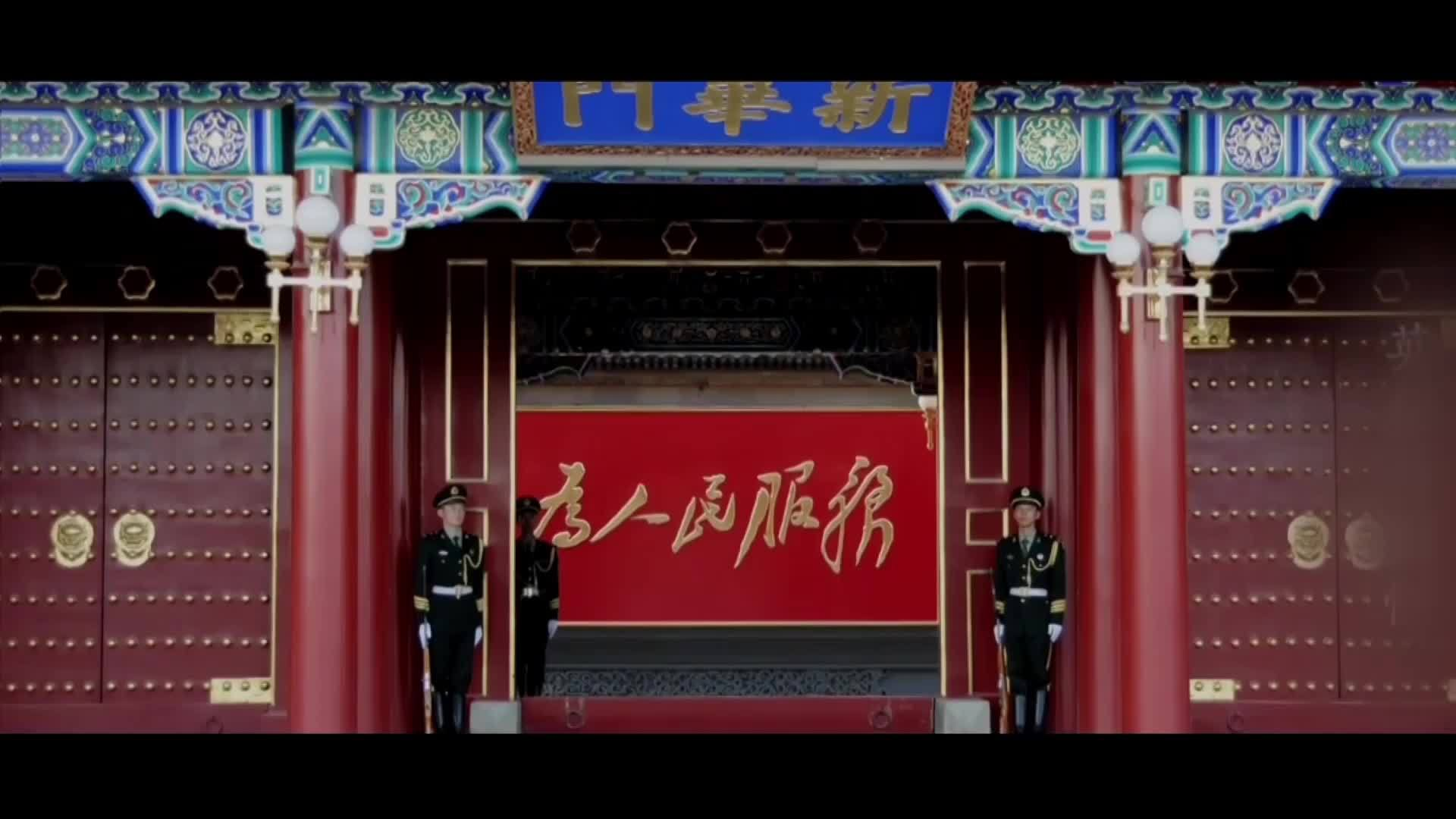 献礼崛起的中国,陆军放歌新时代《伟大梦想总会来临》