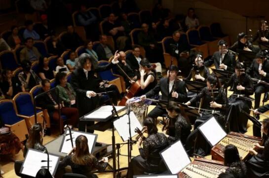 苏州民族管弦乐团奏响北京现代音乐节