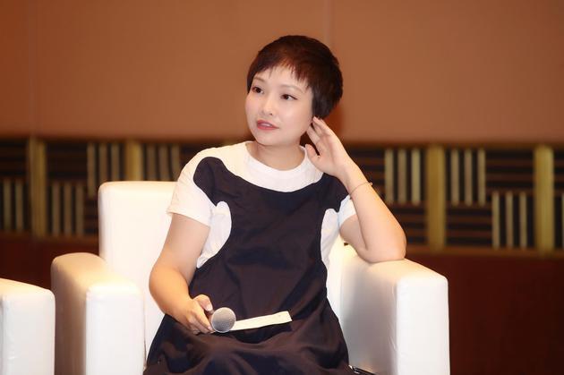 新浪娱乐事业部总经理陈弋弋