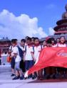 华谊电影世界携手度假区开启公益之旅