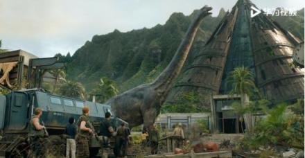 呼叫恐龙粉 华为视频约你来侏罗纪世界一起冒险!