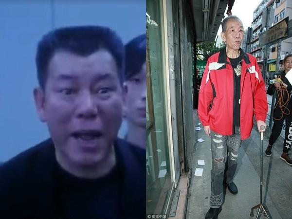 李兆基近日与祥嫂聚餐,整个人消瘦了许多。