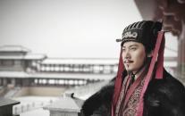 """《大秦帝国之天下》刘坤璨?#39029;?#25252;卫""""嬴政""""张鲁一"""