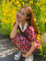 李多海晒婚纱照,老公神似李栋旭,她曾让李易峰赴韩国追爱伤透心